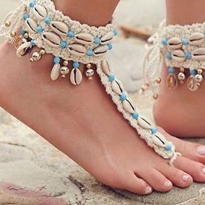 Free people zacasha ankle toe bracelet new 🐚🐚